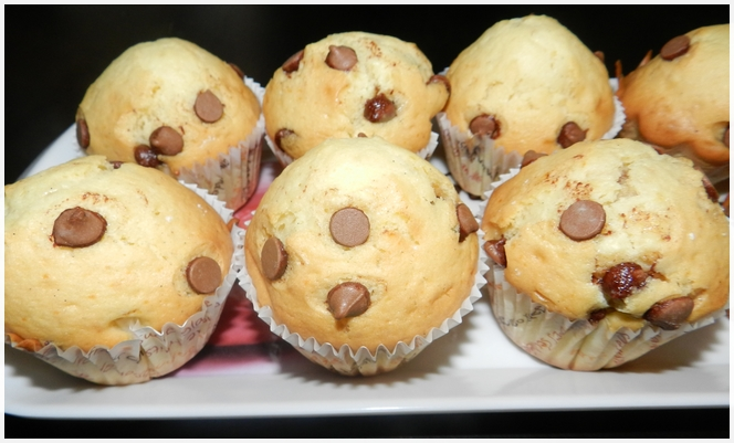 Muffins 1 vanille